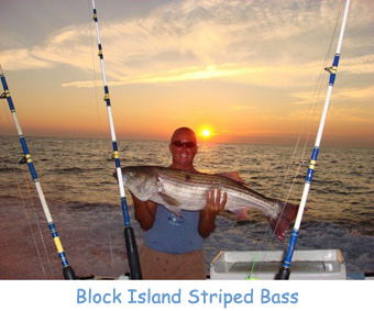 Rhode island fishing reports for Block island fishing charters